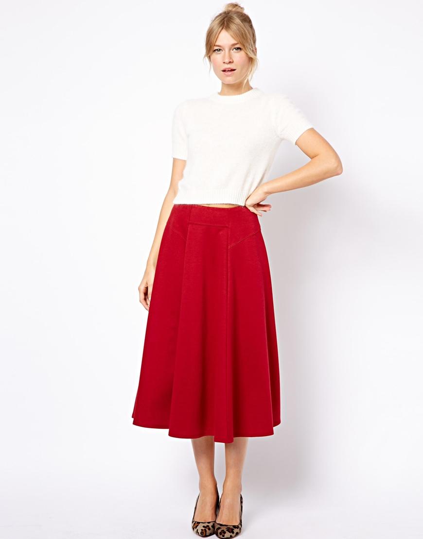 new arrivals 95778 7a46e Abbigliamento di moda, i vostri sogni: Gonne anni 50