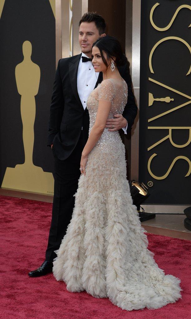 Channing-Tatum-Jenna-Dewan-Oscars-2014